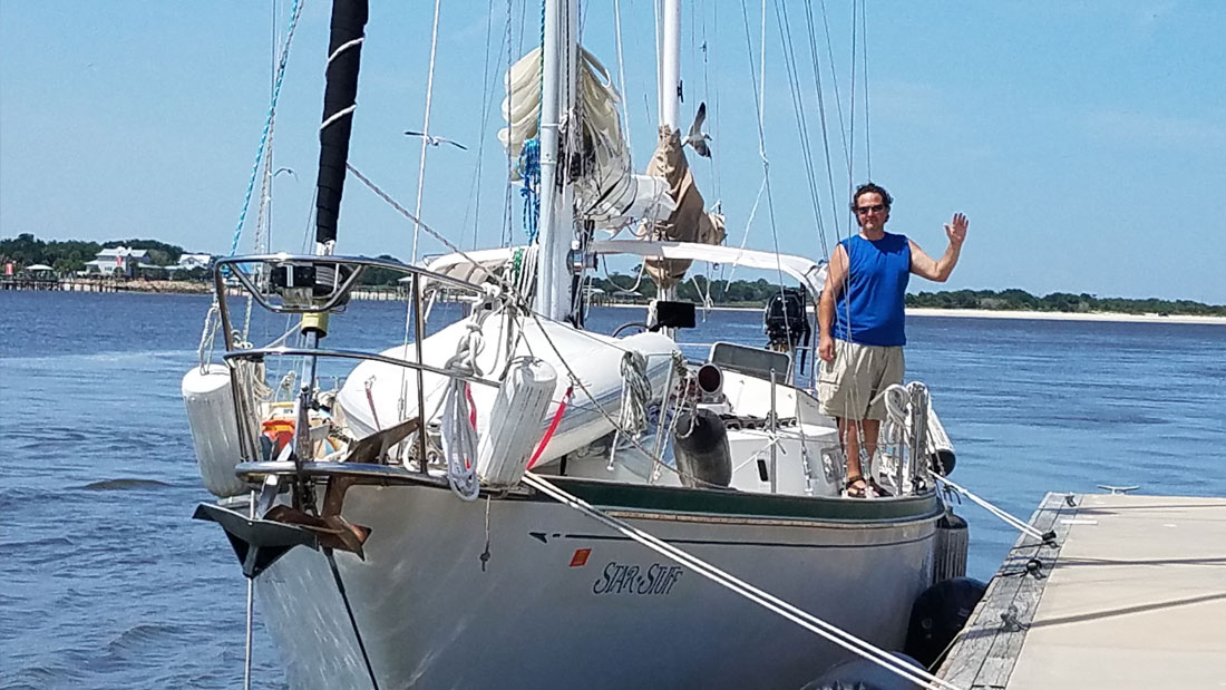 Your First Year of Cruising is Part of the Refit